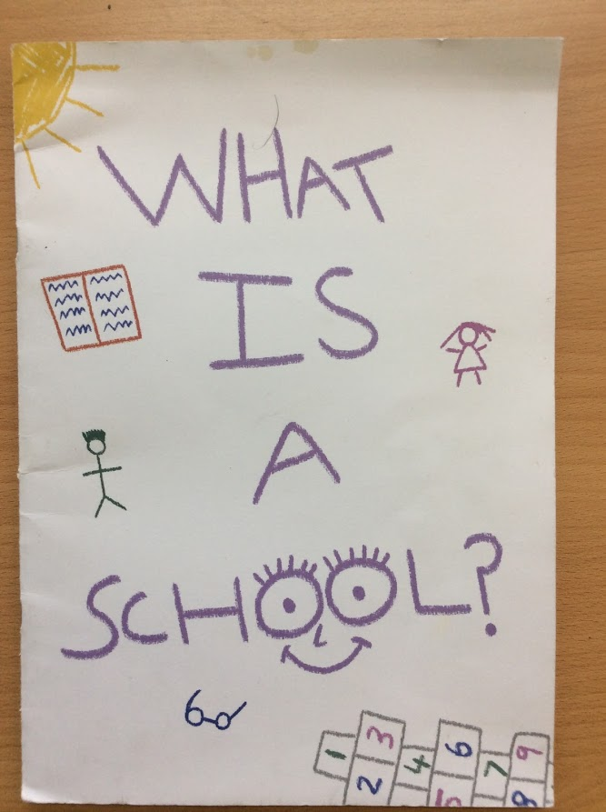 Billesley 'What Is A School?' Book