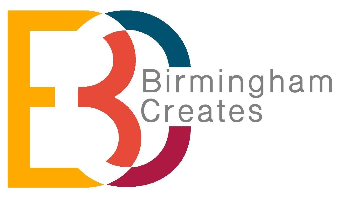 Birmingham Creates - Logo Design - June 2020
